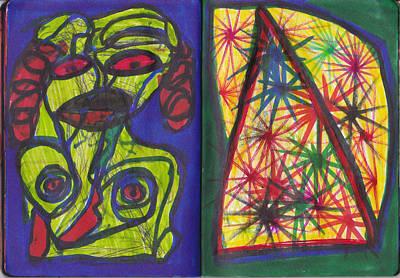 Sketchbook Image 5 Poster by Darrell Black