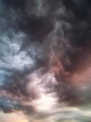 Sky Moods Poster by Glenn McCarthy