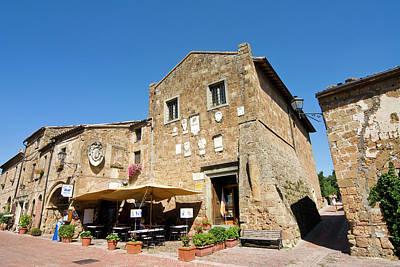 Sovana, Grosseto Province, Tuscany Poster by Nico Tondini