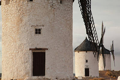 Spain, Castile-la Mancha Region, Toledo Poster by Walter Bibikow