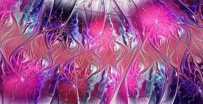 Spirit Connections Poster by Anastasiya Malakhova
