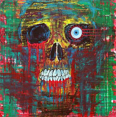 Spirit Of Davy Jones Poster by Laura Barbosa