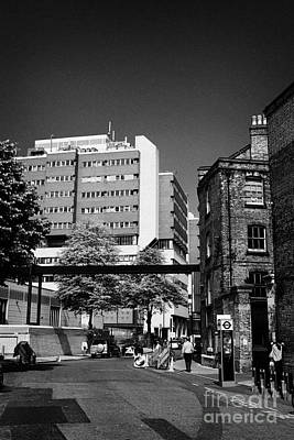 St Marys Hospital Imperial College Healthcare Nhs Trust London England Poster by Joe Fox