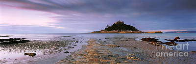 St Michael's Mount Poster by Rod McLean