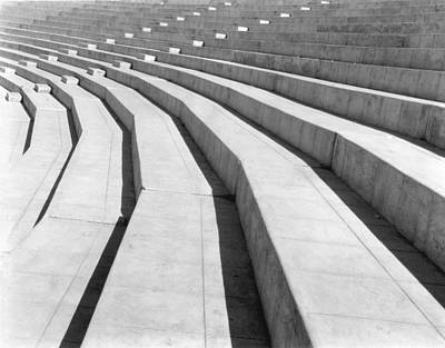 Stadium, Mexico City, 1927 Poster by Tina Modotti