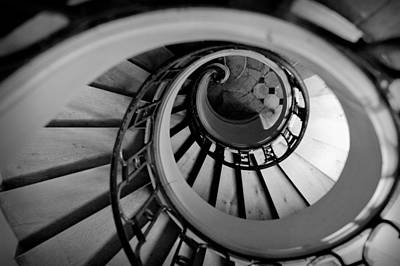 Staircase Poster by Sebastian Musial