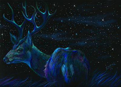 Star Bucks  Poster by Yusniel Santos