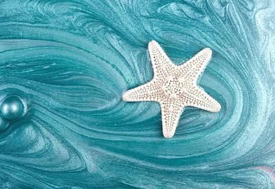 Starswept Poster by Chrystyne Novack