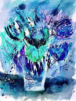 Still Life 3423 Poster by Pol Ledent