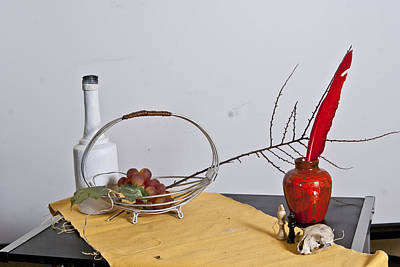 Still Life 5 Poster by Golden Section