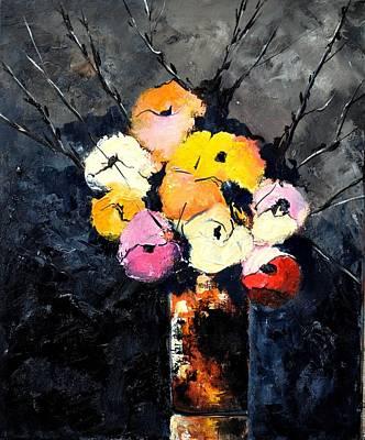 Still Life 563160 Poster by Pol Ledent