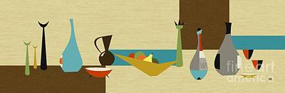Still Life Poster by Donna Mibus