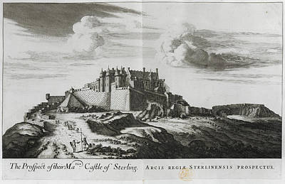 Stirling Castle Poster by British Library