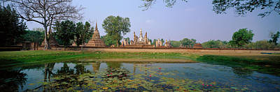 Sukhothai Thailand Poster by Panoramic Images