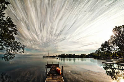 Summer Time... Lapse Poster by Matt Molloy