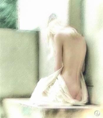 Sunlit Poster by Gun Legler