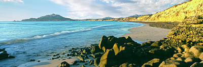 Sunrise At The Sea Of Cortez, Cabo Poster by Panoramic Images