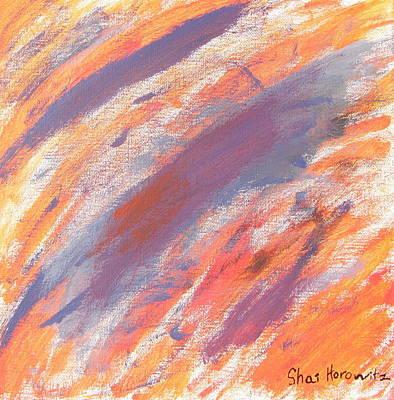 Sunset Poster by Shai Horowitz