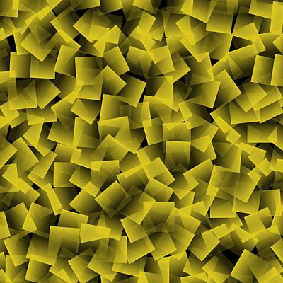 Swarm Poster by Karl Jones