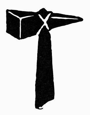Symbol Thor's Hammer Poster by Granger
