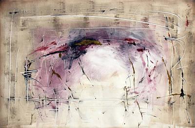Taliesin's Harp Poster by Jeannette Debonne