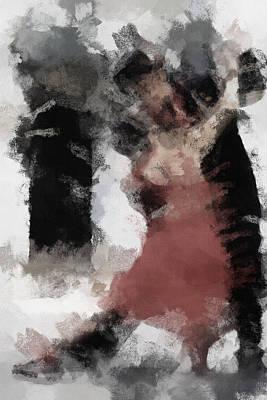 Tango 2 Poster by Ayse Deniz