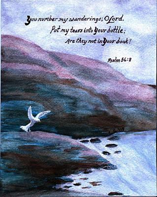 Tears Poster by Catherine Saldana