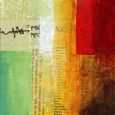 Teeny Tiny Art 118 Poster by Jane Davies