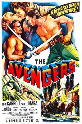 The Avengers, Us Poster, Kissing Poster by Everett