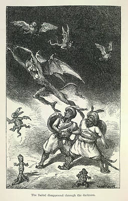 The Baital Poster by British Library