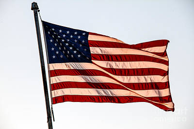 The Best Of Old Glory Poster by Robert Bales