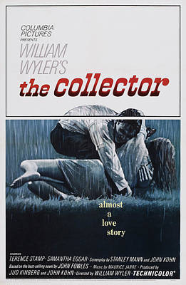 The Collector, U.s. Poster Art, Terence Poster by Everett