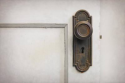 The Door Poster by Scott Norris