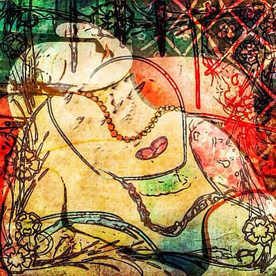 The Dream Poster by Patricia Januszkiewicz