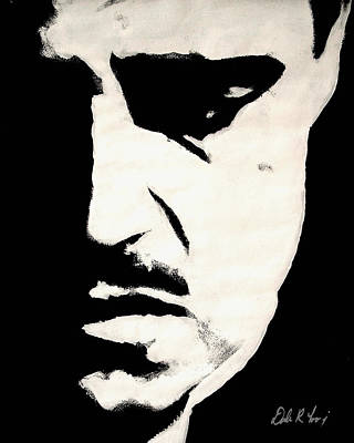The Godfather Poster by Dale Loos Jr