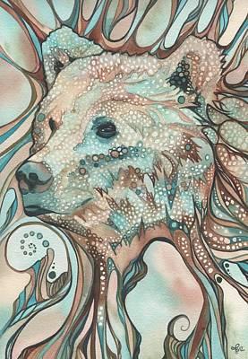 The Great Bear Spirit Poster by Tamara Phillips