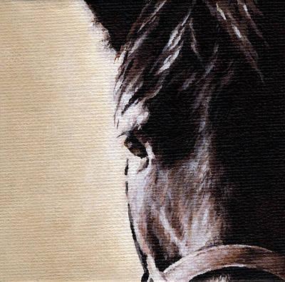 The Horse Poster by Natasha Denger