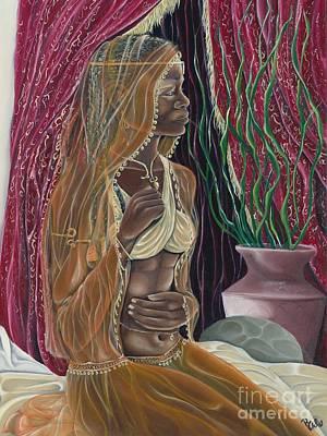 Contemplation Poster by Rhonda Falls