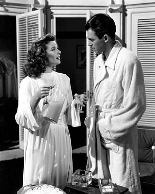 The Philadelphia Story, From Left Poster by Everett