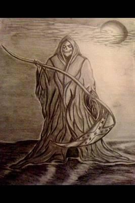 The Reaper Poster by Kolene Parliman