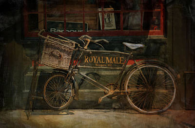 The Royal Male Poster by Robin-lee Vieira