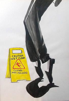 The Secret El Secreto Poster by Lazaro Hurtado