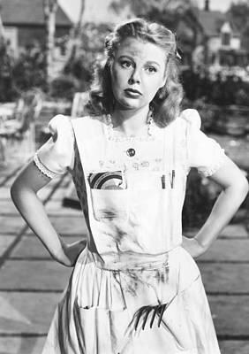 The Secret Heart, June Allyson, 1946 Poster by Everett