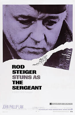 The Sergeant, Us Poster Art, Rod Poster by Everett