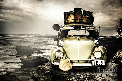 The Travel Bug Poster by Jorgo Photography - Wall Art Gallery