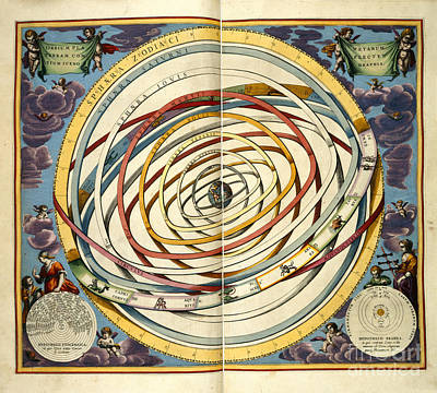 The Universe Poster by British Library