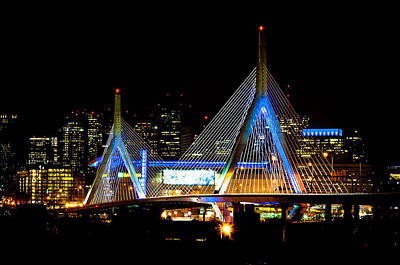 The Zakim Poster by David Pinsent