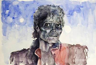 Thriller 2 Poster by Bekim Art