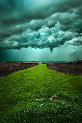 Together We Can Make It Poster by Phil Koch
