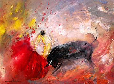 Toroscape 48 Poster by Miki De Goodaboom